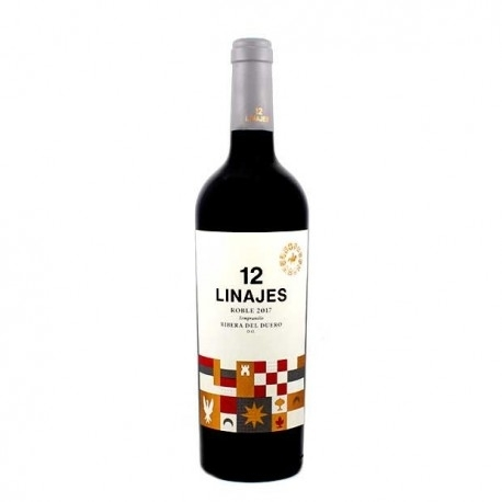 Vino Doce Linajes , Roble